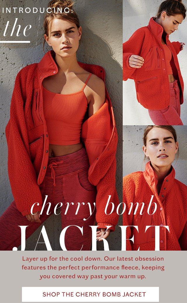 Shop the Cherry Bomb Jacket