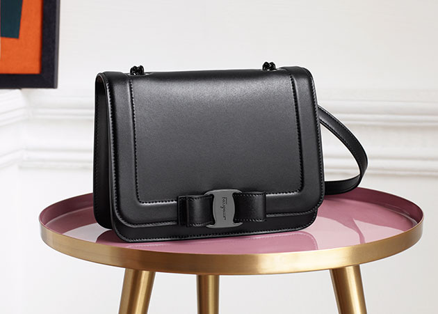 534787e72d70 Salvatore Ferragamo  To Have and to Hold  Shop the Vara Rainbow Bag ...