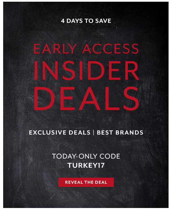 Black Friday Insider Deals