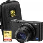Cyber-shot DSC-RX100 V Digital Camera