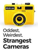 Oddest, Weirdests, Strangest Cameras