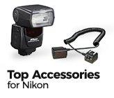 Accessories for Nikon Camera Users