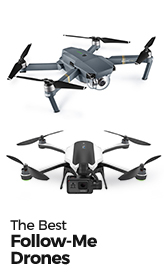 Don't Stand So Close to Me: 5 of the Best Follow Me Drones on the Market