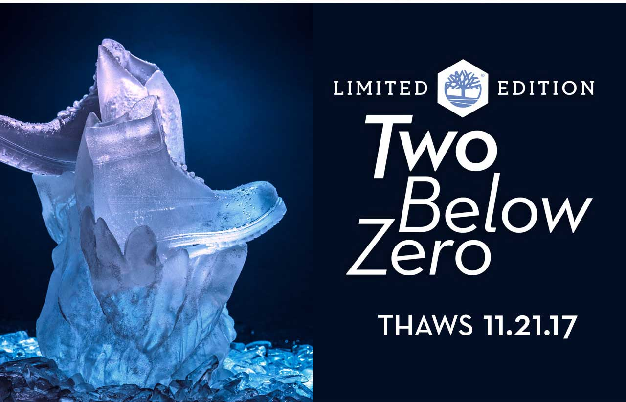 Limited Edition Two Below Zero Thaws 11.21.17