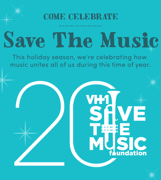 Cost Plus World Market Is Proud To Support VH1 Save The Music Foundation. ›