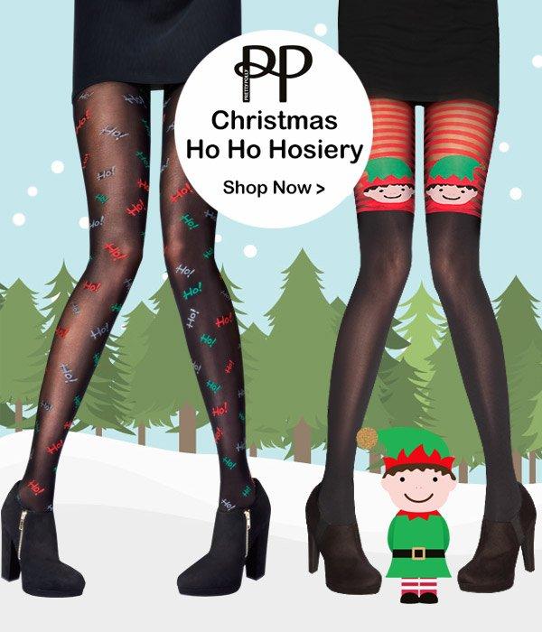 b0fb77e39 UK Tights  Pretty Polly Ho Ho Hosiery   New Leg Avenue