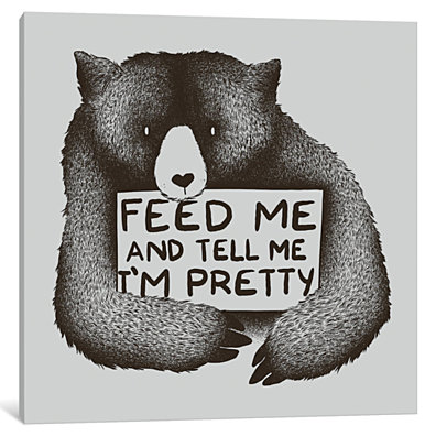 Feed Me And Tell Me I'm Pretty by Tobias Fonseca