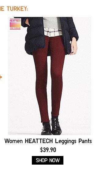 WOMEN - HEATTECH Leggings Pants - Shop Now