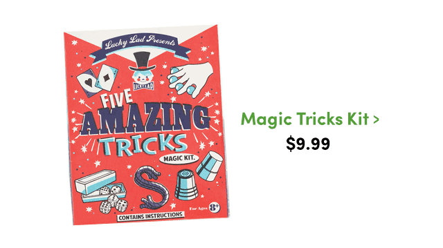 Magic Tricks Kit ›
