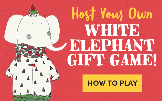 Host Your Own White Elephant Gift Game - How To Play ›