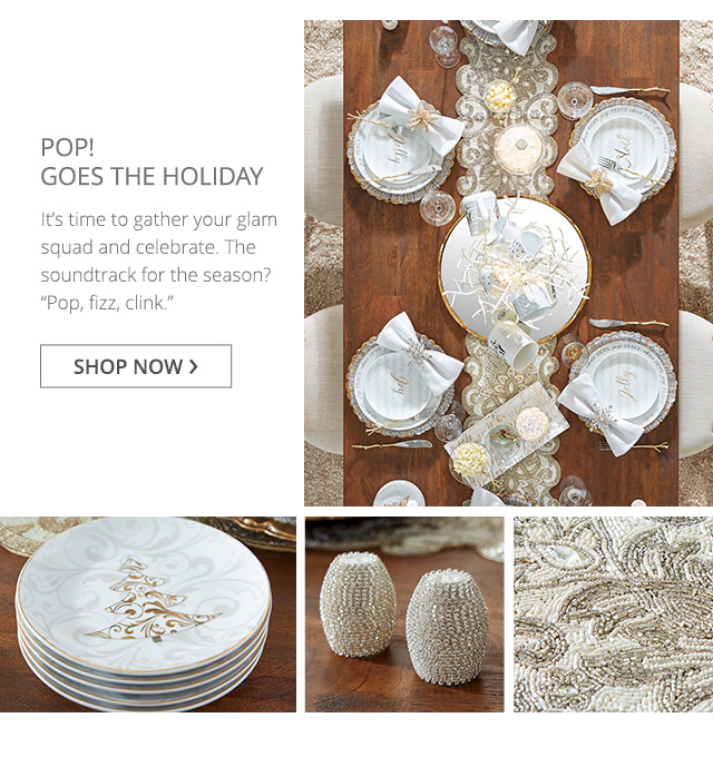 Pop! Goes the holiday. Shop now.