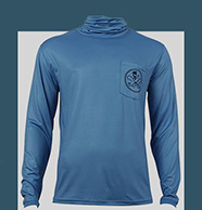 Aqua Shirts