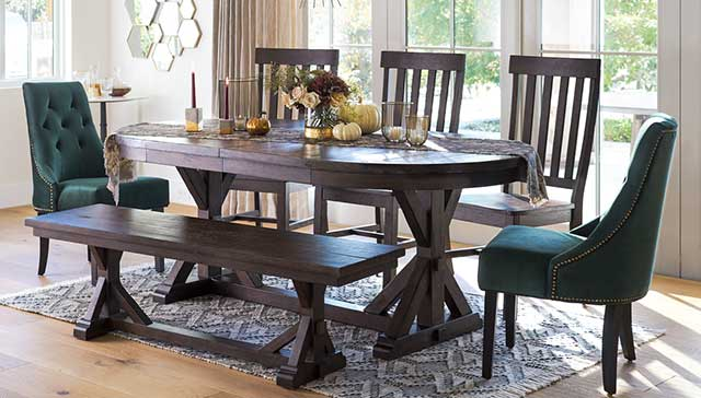 Brooklynn Extension Table - With Coupon $449.99 ›