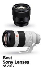 Best Sony Lenses of 2017