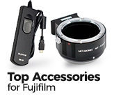 Make it Yours: 8 Ways to Accessorize Your Fujifilm Kit