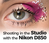 Shooting in the Studio with the Nikon D850 DSLR