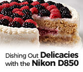 Dishing Out Delicacies with the Nikon D850