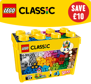 LEGO 10698 Classic Large Creative Brick Box