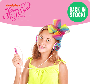Jo Jo Bow Fashion Headphones