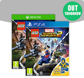 LEGO Marvel Super Heroes 2 PS4/ XBOX ONE