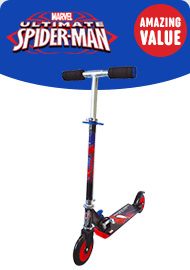 Spider-Man Inline Scooter