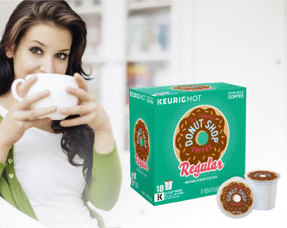 Donuts K-cups
