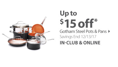 Gotham Steel 10-Pc. Aluminum Cookware Set