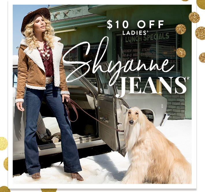 Shop Women's Shyanne Jeans »