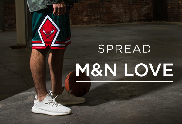 Spread the M&N Love