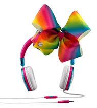 JoJo Bow Fashion Headphones