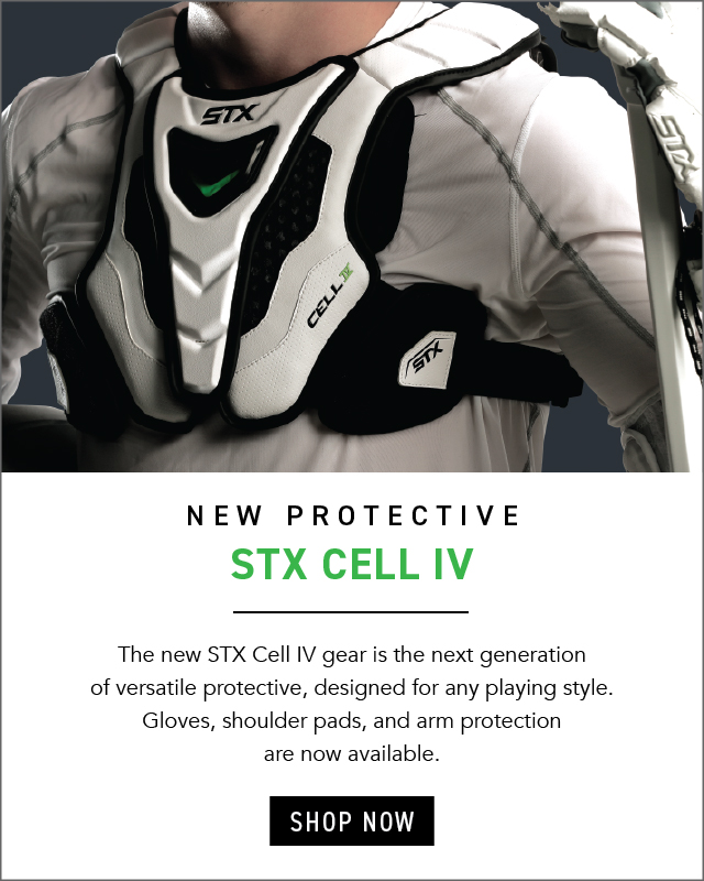 New Protective STX Cell IV