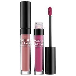 MAKE UP FOR EVER - Artist Liquid Matte Lipstick Duo