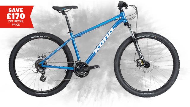 Kona Hahanna Mountain Bike