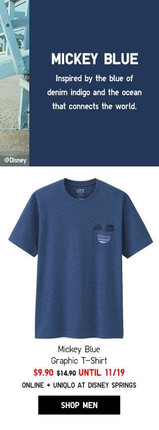 MICKEY BLUE - NOW $9.90 until 11/19 - Shop Men