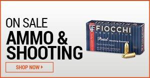 Ammo & Shooting