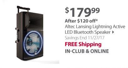 Altech Bluetooth Speaker