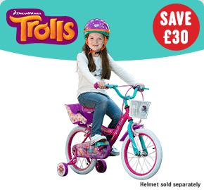 16 Inch Trolls Bike