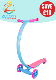 Zycom Cruz Scooter Blue/Pink