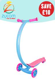 Zycom Cruz Scooter Blue/Pink