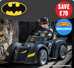 12V Batmobile Electric Ride On