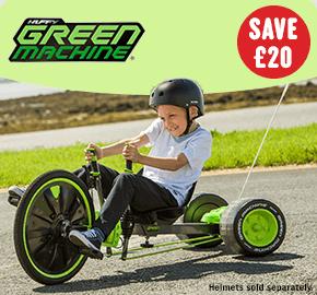 20 Inch Huffy Green Machine