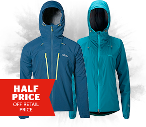 Rab Men's Vapour-rise Alpine / Women's Vapour-Rise One Jacket