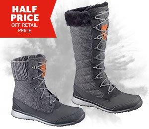 Salomon Hime Women's Winter Boot