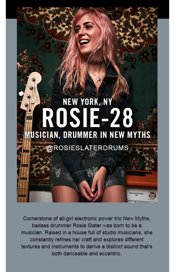 Rosie, musician