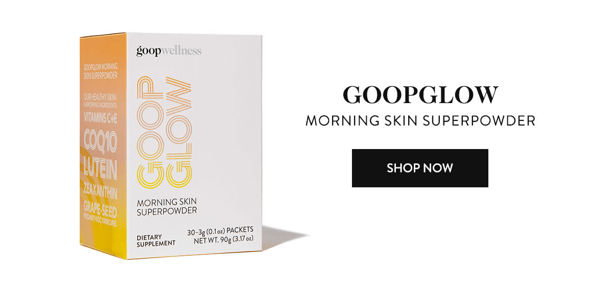 goopglow: Morning Skin Superpowder
