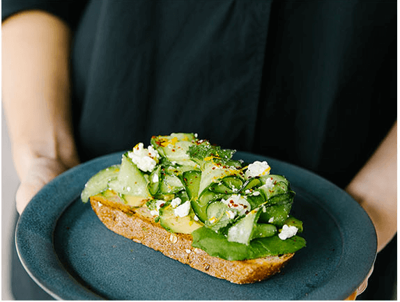 Great SkinInside & Out: Superpowered Avocado Toast