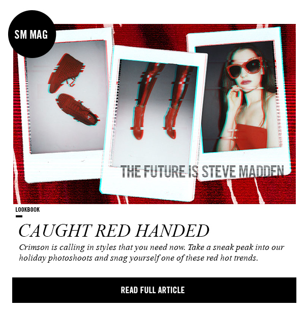Caught Red Handed: Read the full article