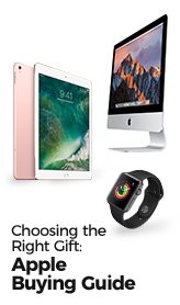 Choosing the Right Apple Product as a Gift (or for Yourself!)