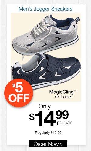 Men's Joggers Sneakers