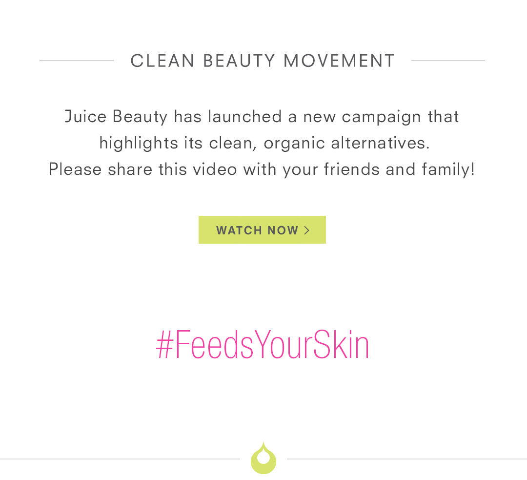 Clean Beauty Movement